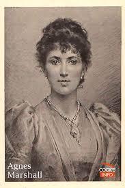 Agnes Bertha Marshall