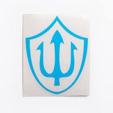 Rwby Neptune Emblem Vinyl Decal Rooster Teeth Store