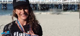 Lesley West Busselton 70.3 Race Report - Fluid Movements