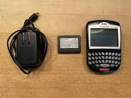BlackBerry 7730 - Black (Vodafone ...