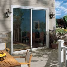 measure a standard sliding glass door