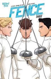 Fence 3 Fence 3 Fechten Bucher Anime