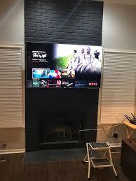 playbar wallmount above below tv