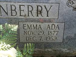Emma Ada Carter Quesenberry (1877-1959) - Find A Grave Memorial