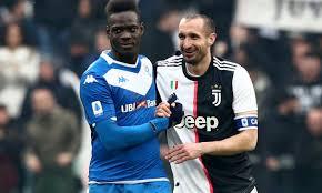 Giorgio Chiellini accuses Mario Balotelli of being a negative ...