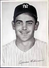 June 23 - Happy Birthday Aaron Robinson | Baseball league, New ...