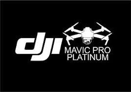 Dji Mavic Pro Platinum Drone Decal Sticker Free Ship Ebay