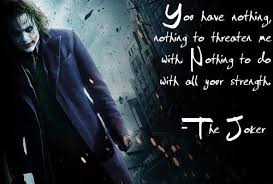 quote of your life best quotes joker dark knight