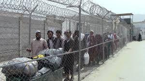 Torkham Border Crossing Pakistan Curbs Afghan Entry Bbc News