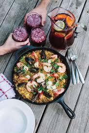 Seafood Paella {Recipe} - EASTside Magazine