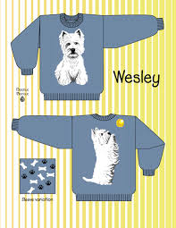 Wesley - West Highland White Terrier