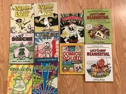 lot 10 graphic novels books babymouse