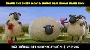 SHAUN THE SHEEP MOVIE: NGƯỜI BẠN NGOÀI HÀNH TINH - TVC HOME