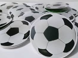 Tarjeta Pelota De Futbol Invitacion Cumpleanos Disenos 150 00