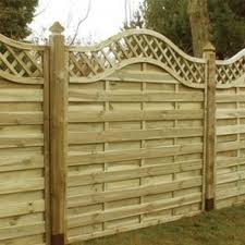 Fencing Panels Landscaping Garden