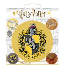 Harry Potter Hufflepuff Vinyl Sticker Shop4megastore Com