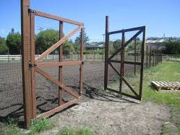 Not Your Garden Variety Garden Part 1 Deer Fence Fence Gate Fence Design