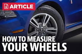How To Measure Your Wheels Measure Rim Size Lmr