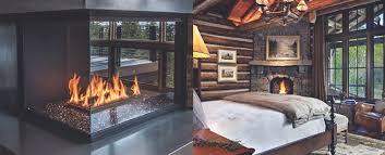 top 70 best corner fireplace designs