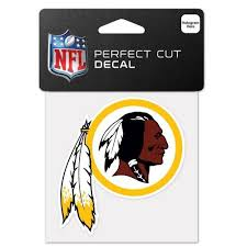 Washington Redskins Decal Sticker From Flags Unlimited Us Flags
