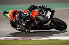 MOTORSPORT: Bradley Smith crashes out of MotoGP opener in Qatar ...