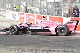 Jack Harvey Locks Down The 25th Starting Position At Indy ...