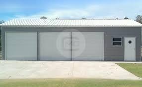 24x36 side parking garage side