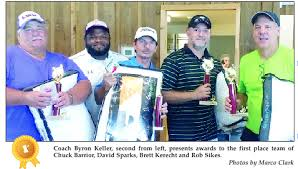 Big Chief Golf Scramble raises funds for football program | Natchitoches  Times