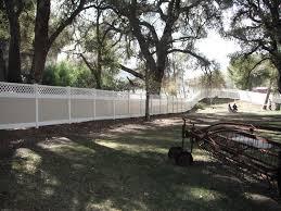Advantages Of Vinyl Fencing Over Other Materials Potter Fence Co Santa Clarita 661 254 3208