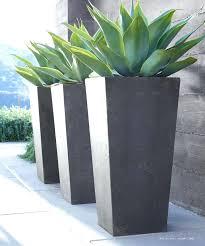 modern outdoor plant pots rh source