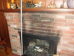 soot damage to fireplace craftech