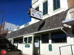 Stookey's Restaurant, Thorntown, Indiana – All tenderloins, all the time.