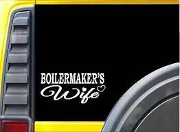 Purdue Boilermakers College Logo 1c Vinyl Decal Sticker Car Window Wall