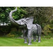 elephant statue hand made