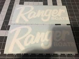Ranger Boats Decal Sticker 5 7 5 11 16 23 Bass Fishing 18 19 20 22 24 361 Home Garden Decor Decals Stickers Vinyl Art