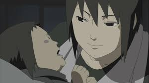 Don't worry sasuke, your big brother's here to protect you, no ...
