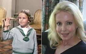 At the tender age of six, Kym Karath played the youngest of the ...
