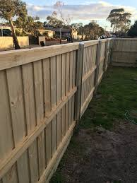 Paling Fence New Galvanized Fence Posts
