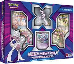 Pokemon Trading Card Game XY BREAKthrough Mega Mewtwo X Collection ...