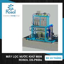 Model DS-P800e - Máy Lọc Nước Rosol