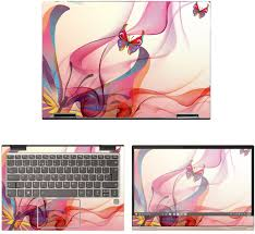 Amazon Com Decalrus Protective Decal Skin Sticker For Lenovo Yoga 730 13 13 3 Screen Case Cover Wrap Leyoga730 13 31 Electronics