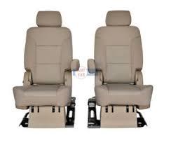 suburban 2nd row bucket seats tan cloth