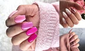 Rozowy Manicure 21 Slicznych Zdobien Ktore Skradna Ci Serce