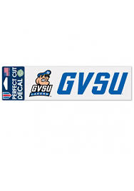 Grand Valley State Lakers 3x10 Perfect Cut Auto Strip Blue 5713873
