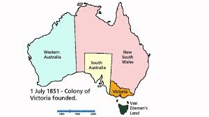 Territorial History of Australia - YouTube