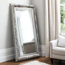 large floor standing mirror big mirrors