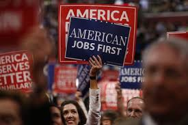Trump promised 'America First' would keep jobs here. But the tax plan might  push them overseas. - Chicago Tribune