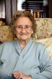 Cross Roads woman celebrates 100th birthday | Bradford Telegraph ...