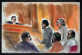 Judge Phillip Chetta, ADA Martin Marshack, Vernon Mason, LaBorde ...
