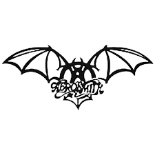 Aerosmith Bat Window Decal Sticker